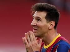 Messi werkloos op vakantie, maar daarna? 'Ik weet niet of Messi met Barça aan de competitie begint'