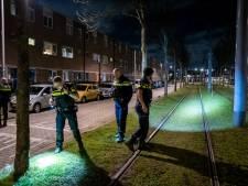Politie lost waarschuwingsschot tijdens vlucht verdachte steekpartij Zuiderpark