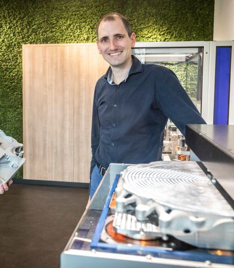 Lichtgewicht 'vliegend tapijt' maakt chipmachine van ASML nóg beter