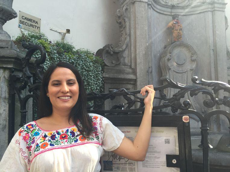 Victoria Hernandez. Beeld rv
