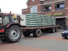 Alerte promo sur la bière: des amis repartent avec plus de 11.000 bouteilles en tracteur