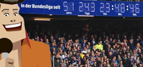 Quiz |Hoe vaak werd Arjen Robben kampioen met Bayern München?