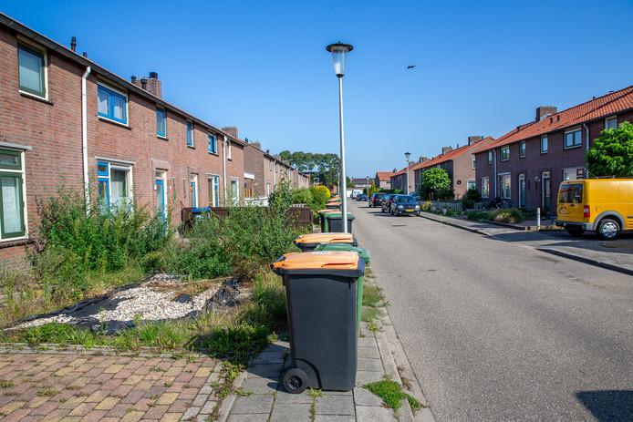 De wijk Wilgenland.
