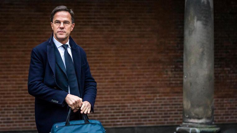 Het signaal aan de VVD van Mark Rutte is duidelijk Beeld anp