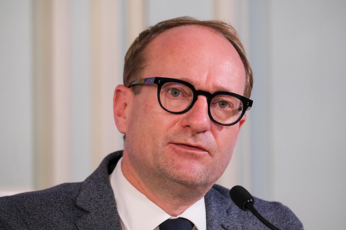 Ben Weyts, ministre flamand de l'Enseignement.