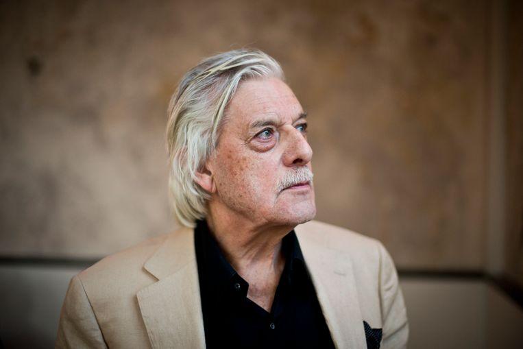 Jan Siebelink in 2013. Beeld ANP
