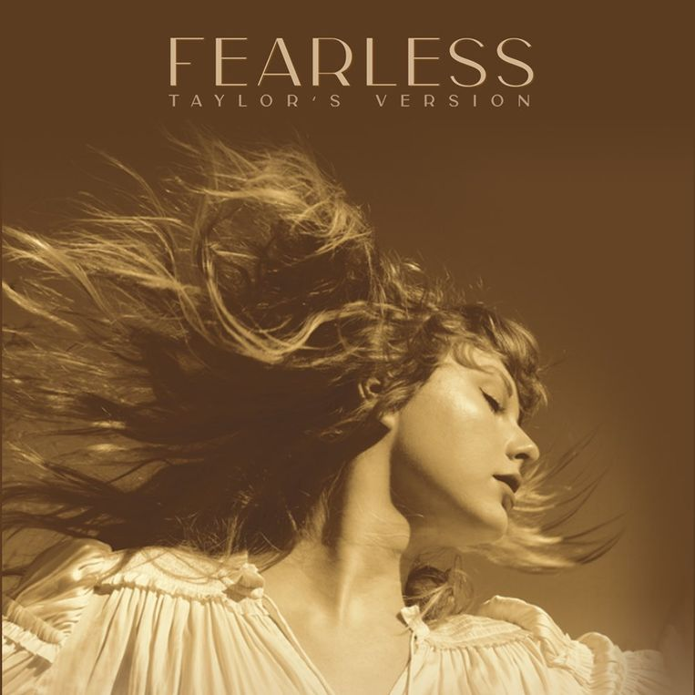 Fearless (Taylor's version) Beeld