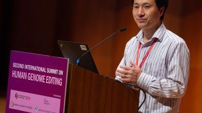 Derde CRISPR-baby geboren in China