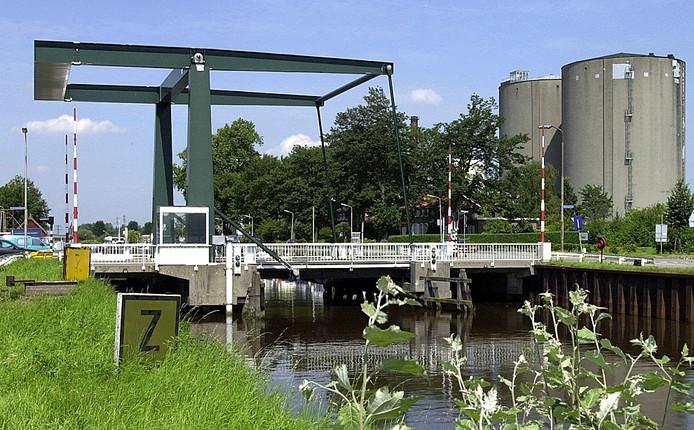Vlietbrug in Roosendaal.
