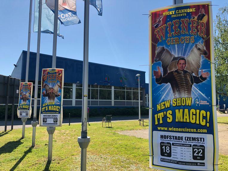 Je kan van 18 tot 22 mei naar het Wiener Circus in Hofstade