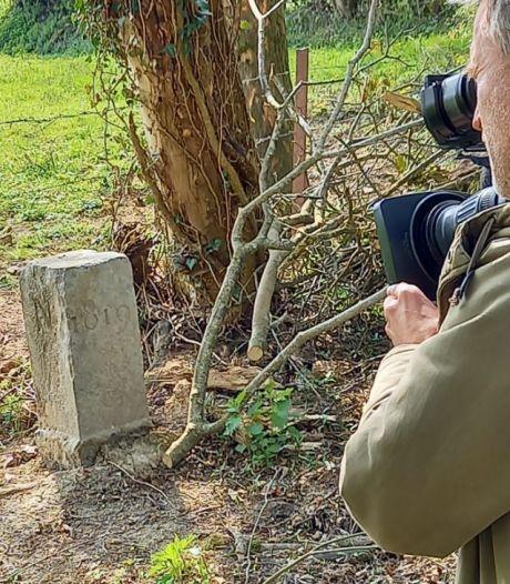 Belgische boer verlegt eigenhandig de grens met Frankrijk: 'We moeten een grensoorlog voorkomen'