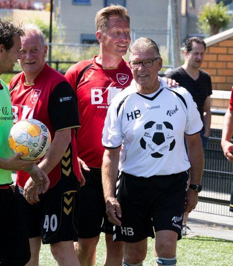 Voetbalgekke Henk Berendsen stopt na 54 jaar als trainer bij Viod: 'Ik ben soms te fanatiek, dat is zo'