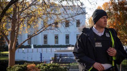 Werd het Witte Huis in lockdown geplaatst door ... een zwerm vogels?