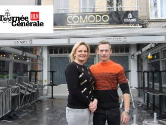 Anja nieuw gezicht in café Comodo bij heropstart horeca