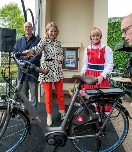 App, fitgesprek en fuif moeten Brabantse werknemer op fiets krijgen