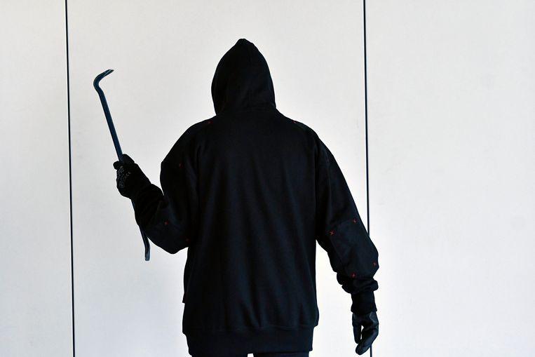 De daling van de criminaliteit is een uniform gegeven in de hele westerse wereld, zeggen criminologen. En niemand die kan zeggen waarom. Beeld Photo News