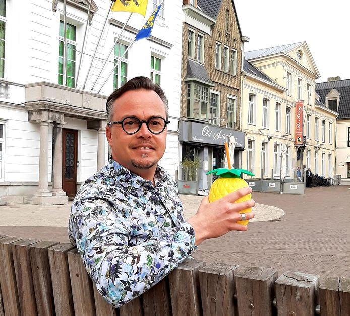Sven Mornie vraagt een zomerplan voor Zottegem.