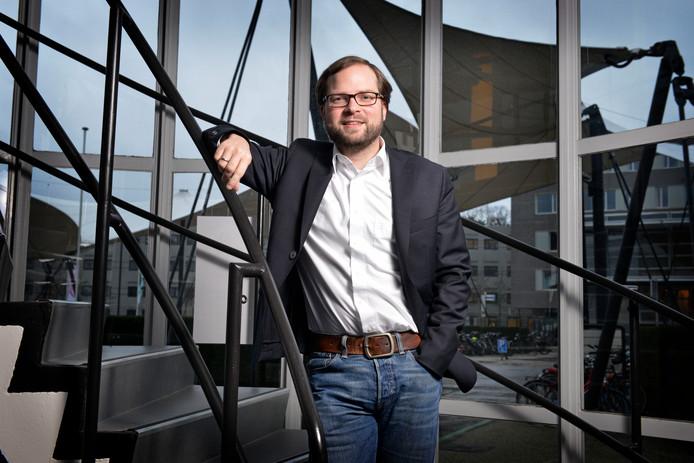 Dr. Andreas Peter weet alles over online veiligheid en de macht van Google.
