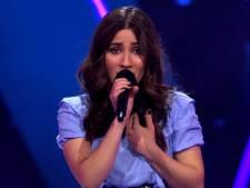 2,3 miljoen kijkers zien Syrische Hanin (18) 'coronacoaches' The Voice betoveren