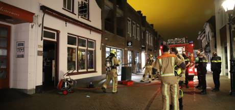 Veel brandschade bij banketbakker Maison Kelder in Zoetermeer