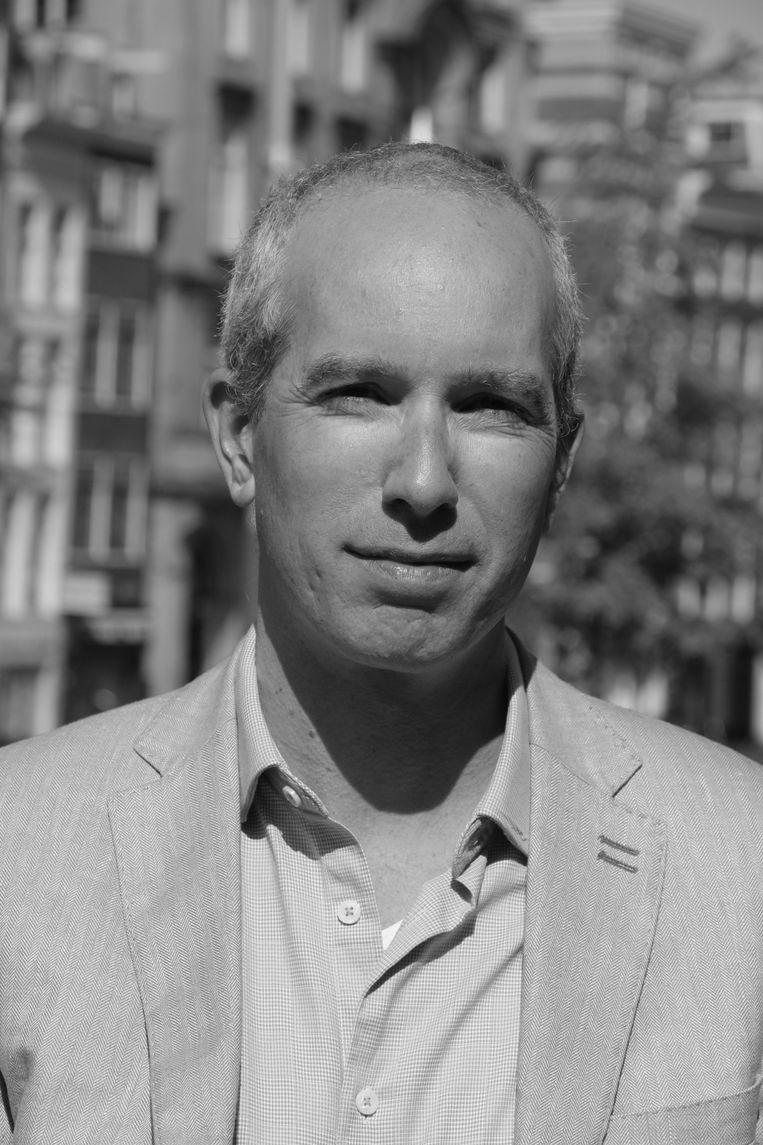 Bas Frelier is forensisch psychiater en seksuoloog bij ggz-polikliniek De Waag. Hij schrijft op persoonlijke titel. Beeld -
