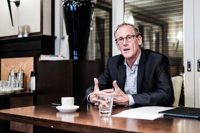 Marcel Daniëls, voorzitter van de regioklankbordgroep ziekenhuiszorg Achterhoek