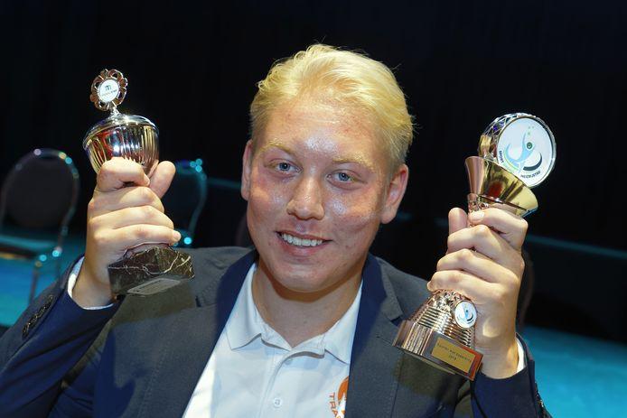 Jimmy Vorstenbosch viel in 2020 in de prijzen bij Sport Awards Meierijstad.
