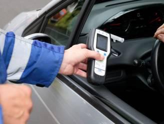 """Politie controleert 122 bestuurders tijdens weekend zonder alcohol: """"Iedereen blies safe"""""""
