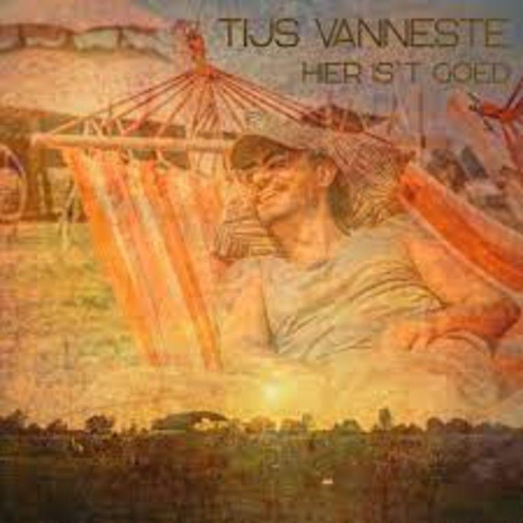 'Hier is 't goed' van Tijs Vanneste verschijnt op 16 april bij V2. Beeld V2