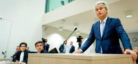 'Ik vraag u namens miljoenen Nederlanders, spreek mij vrij'