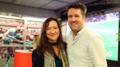 Ann Pira en Raf Jansen, koppel in 'Thuis', en nu ook samen naar theater