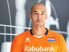 Abdelaziz test 'coronaproof' volleybalnet met Italiaanse topclub Trentino