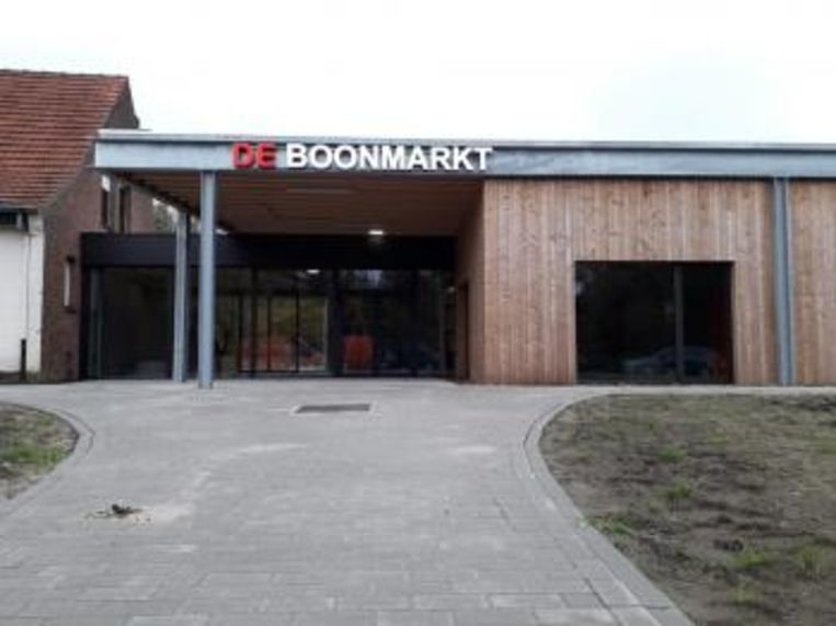 De Boonmarkt in Hallaar.