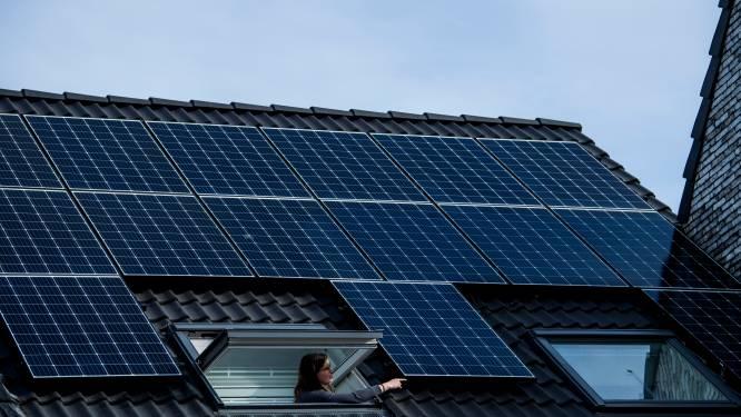 100.000 Vlamingen met zonnepanelen zien teller niet meer terugdraaien