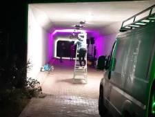 Politie voorkomt illegaal jeugdfeest onder viaduct bij Ede