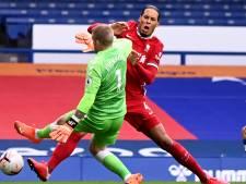 Liverpool bevestigt: Van Dijk moet aan knie geopereerd worden