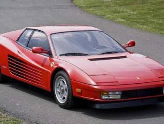 Ferrari heeft alleenrecht op gebruik merknaam Testarossa terug