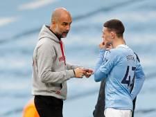 Manchester City met slim rouleren naar derde titel in vier seizoenen