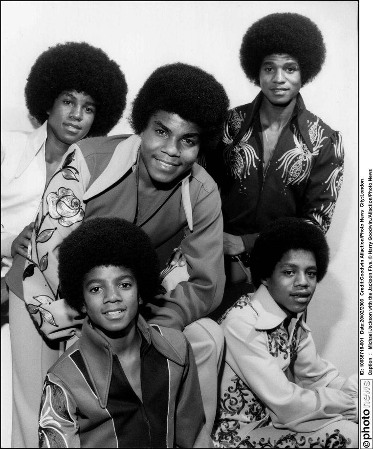 The Jackson Five Beeld Photo News