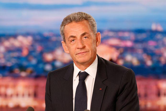 Nicolas Sarkozy était l'invité exceptionnel du 20 heures de TF1 ce mercredi soir.