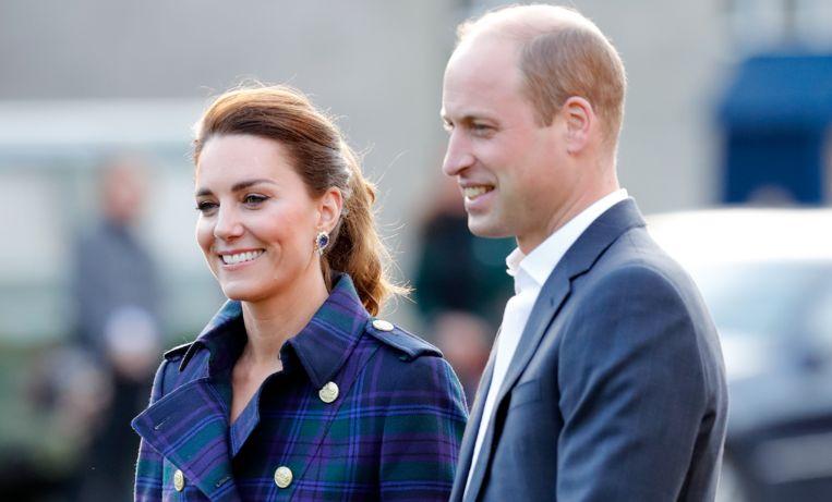 William en Kate overwegen te verhuizen Beeld Getty Images