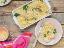 Wat Eten We Vandaag: Mac and cheese met broccoli