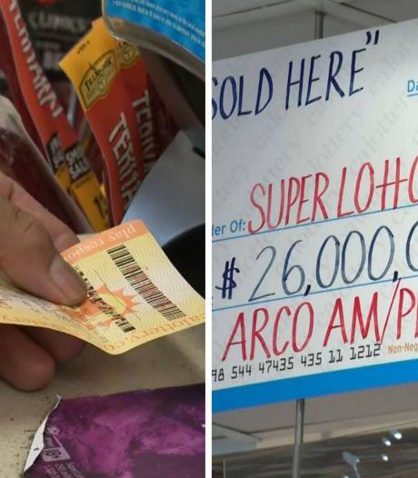 Elle gagne 26 millions de dollars à la loterie mais perd son billet dans sa machine à laver