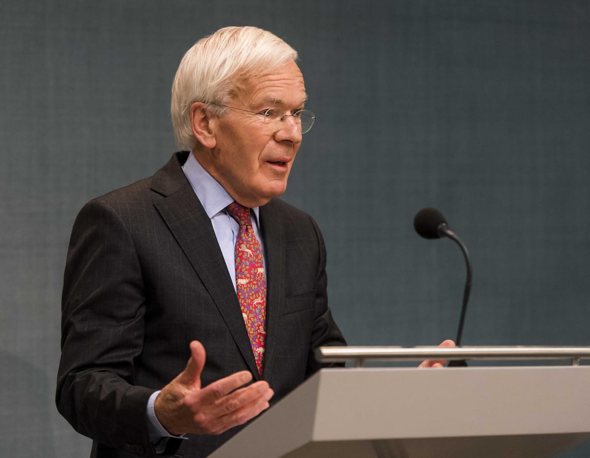 Informateur Tjeenk Willink.