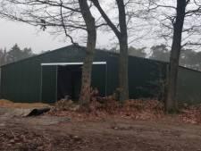 Kritiek op bouw loods voor caravans op  landgoed Renkum