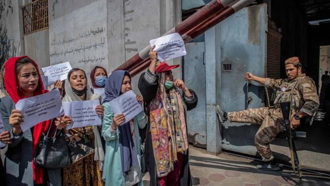 Vrouwelijke ambtenaren Kaboel opgeroepen thuis te blijven