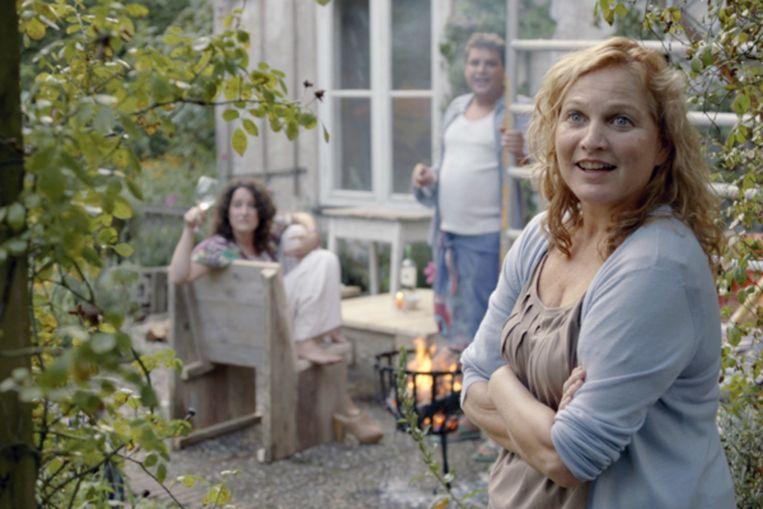 Anneke Blok in Bon voyage (Margien Rogaar, 2011). Beeld