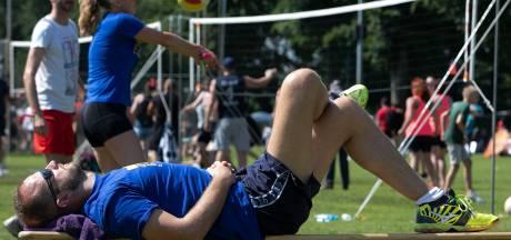 Van hotsknotsbegonia tot de nationale top op Volleybal Festival Budel