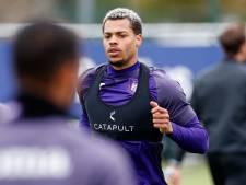 Anderlecht va-t-il conserver Nmecha la saison prochaine? Il faudra mettre la main à la poche