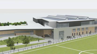 Zo zal het nieuwe sport- en jeugdcentrum eruitzien
